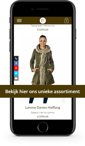 Lammy van Rademakers Fur & Fashion